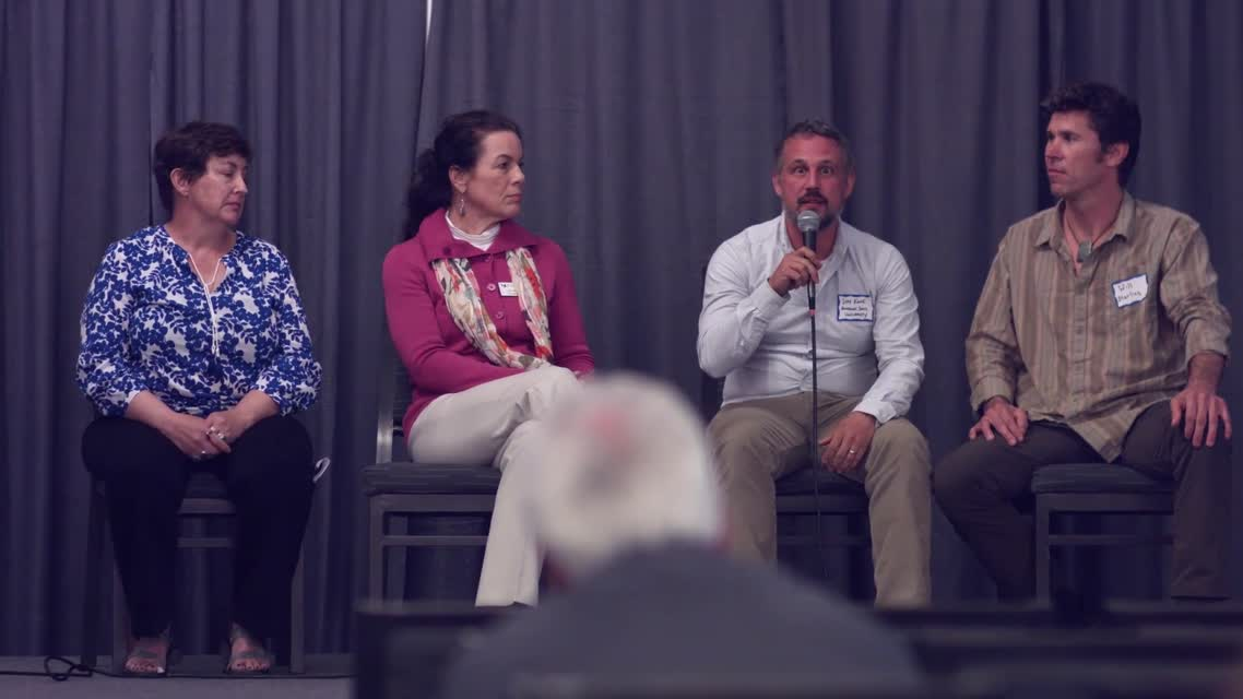 Living With Fire Symposium- DISCUSSION: Panel 2
