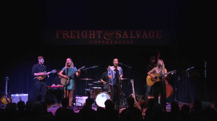 Live from the Freight & Salvage: T Sisters